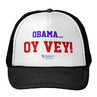 Obama Oy Vey Hat