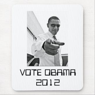 Obama pad mouse pad