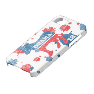 Obama Paint  2012 iPhone 5 Case