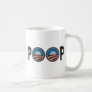 Obama = POOP! Coffee Mug