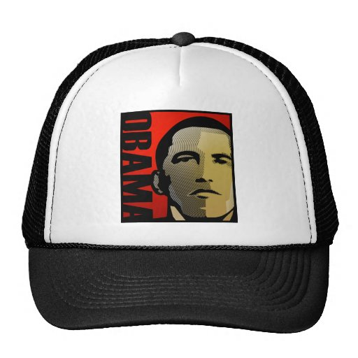 Obama President of The United States Hat