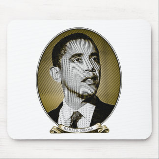 Obama President of The United States Mouse Mat