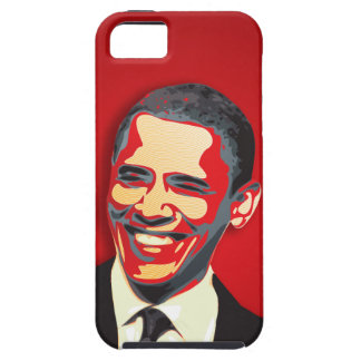 Obama Presidential Election Red iPhone 5 Case