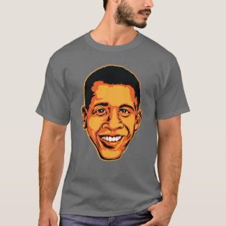 Obama - Presidential Head T-Shirt