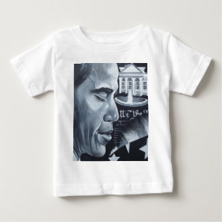 Obama Pride Baby T-Shirt