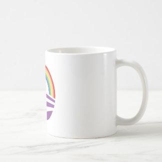 Obama Rainbow Coffee Mugs
