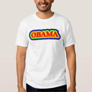 Obama Rainbow Shirts