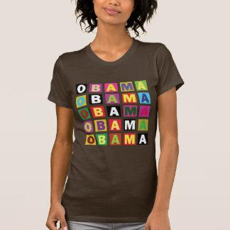 Obama Rainbow Tee Shirt