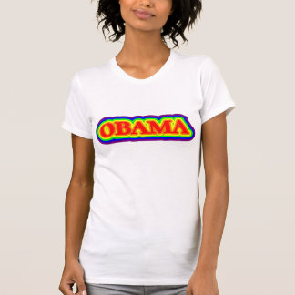 Obama Rainbow Tees