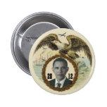 Obama Retro Eagle Drone Pins