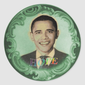 Obama Retro Stickers