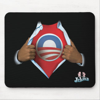 Obama Reveal Mouse Mat