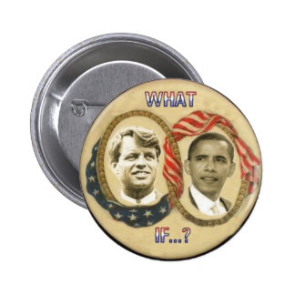 Obama RFK Button