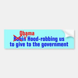 Obama Robin Hood Bumper Stickers