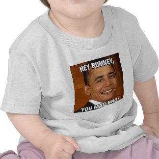 Obama Rommney U mad? Shirt