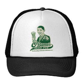 Obama s Irish Pub Hat