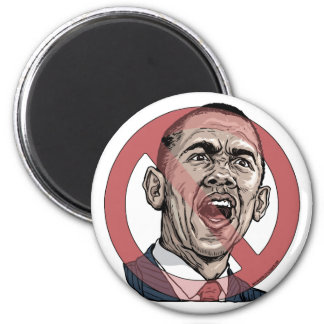 Obama Scares Me Shirts and Gear 6 Cm Round Magnet