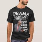 Obama Scorecard - Blame Bush T-Shirt