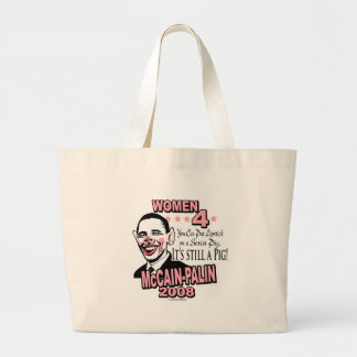 Obama Sexist Pig Gear Bags