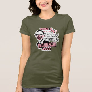 Obama Sexist Pig Gear T-Shirt