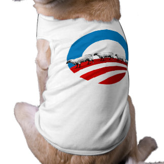 Obama Sheep Pet Tee
