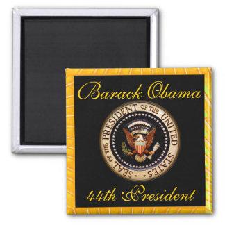 Obama signature style magnet