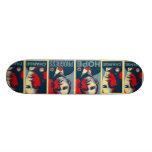 Obama Skate Board