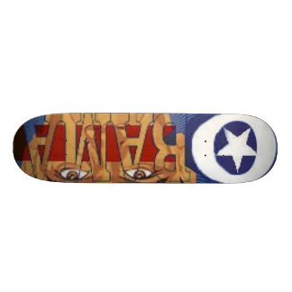 Obama Skateboard Deck