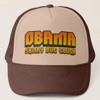Obama Skinny but Tough Trucker Hat