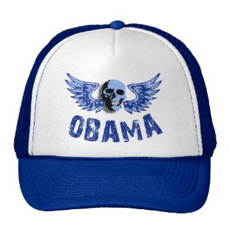 Obama Skull Design Cap