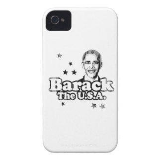 Obama Slogan Barack the USA Faded.png iPhone 4 Covers