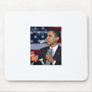 obama-smoking1 mouse pads