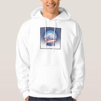 obama snow globe sweatshirts