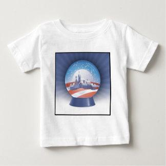 obama snow globe t-shirt