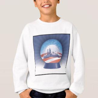 obama snow globe tshirt