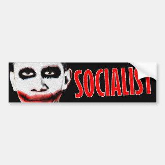 Obama Socialist Bumper Stickers