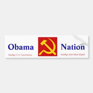 Obama Socialist Bumper Sticker