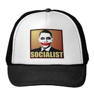Obama Socialist Cap