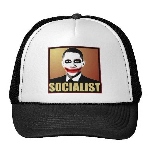 Obama Socialist Trucker Hat