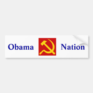 Obama Socialist plain Bumper Sticker