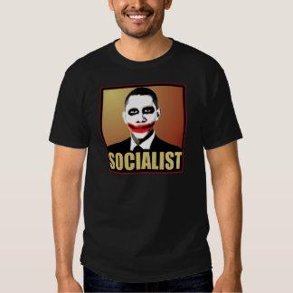 Obama Socialist Tshirts
