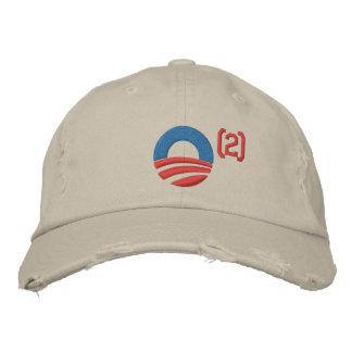Obama Squared Baseball Cap