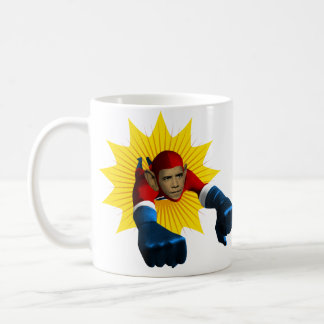 Obama Starburst Coffee Mug