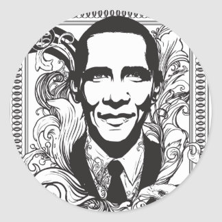 Obama Sticker