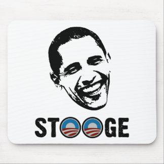 Obama Stooge Mouse Mats