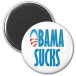 Obama Sucks Refrigerator Magnet