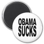 Obama Sucks Refrigerator Magnets
