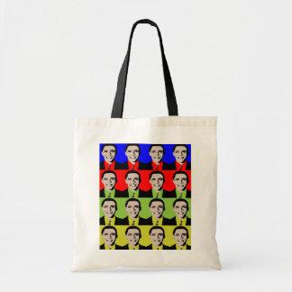 Obama Supporter Tote Bag