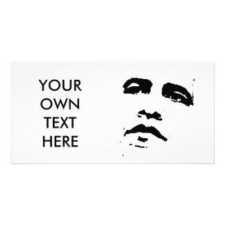 Obama T-shirt Photo Card Template