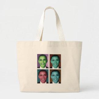 Obama Technicolor Bag